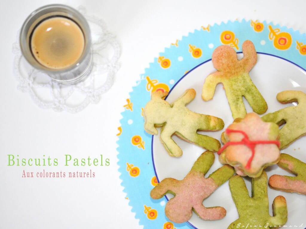 Biscuits Pastels
