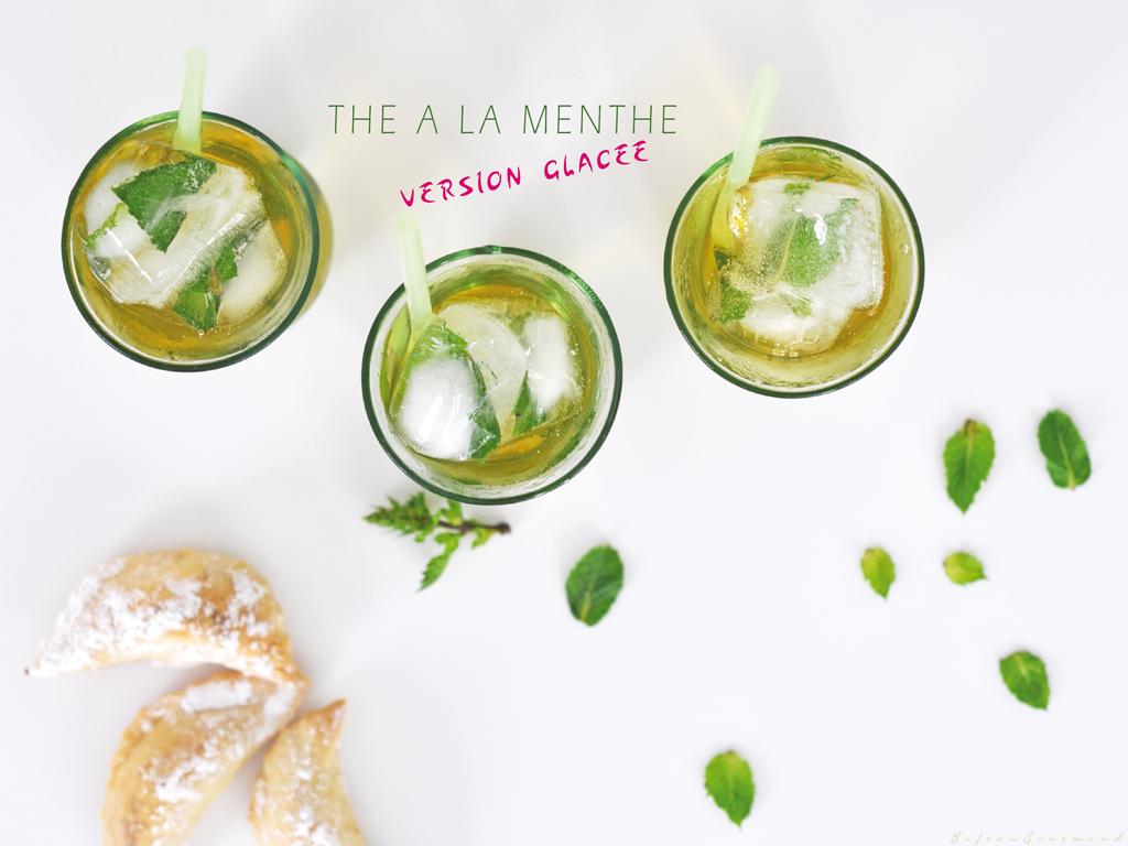 vertu du thé à la menthe